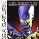 Rise 2 Resurrection Sega Saturn Great Condition Fast Shipping