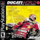 Ducati World Racing Challenge PS1 Great Condition Complete Fast Shipping