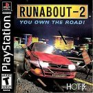 Runabout 2 PS1 Great Condition Fast Shipping