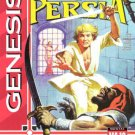 Prince Of Persia Sega Genesis Great Condtion