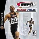 ESPN International Track And Field Dreamcast Brand New