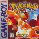 Pokemon Red Version Gameboy Great Condition Fast Shipping