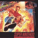 Last Action Hero SNES Great Condition Fast Shipping