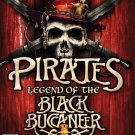 Pirates Legend Of The Black Buccaneer PS2 Great Condition Complete