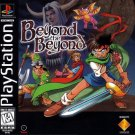 Beyond The Beyond PS1 Great Condition Fast Shipping
