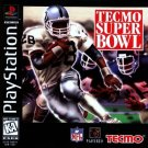 Tecmo Super Bowl PS1 Great Condition Complete Fast Shipping