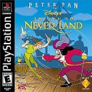 Peter Pan Return to Neverland PS1 Great Condition