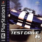 Test Drive 6 PS1 Great Condition Fast Shipping