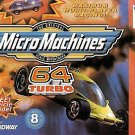 Micro Machines 64 Turbo N64 Great Condition