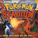 Pokemon Stadium N64 Great Condition Fast Shipping