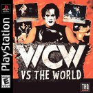 WCW vs. The World PS1 Great Condition Fast Shipping