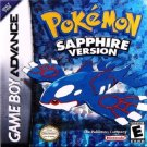 Pokemon Sapphire Version GBA Great Condition Fast Shipping
