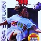 Worldwide Soccer 98 Sega Saturn Great Condition Complete Fast Shipping