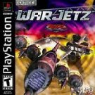 War Jetz PS1 Great Condition Complete Fast Shipping