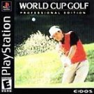 World Cup Golf PS1 Great Condition Fast Shipping