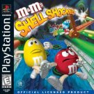 M&M's Shell Shocked PS1 Great Condition Complete Fast Shipping