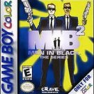 Men In Black The Series 2 Gameboy Color Fast Shipping