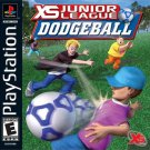XS Junior League Dodgeball PS1 Great Condition Fast Shipping