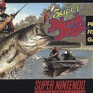 Super Black Bass SNES Great Condition Fast Shipping