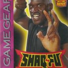Shaq Fu Game Gear Great Condition Fast Shipping