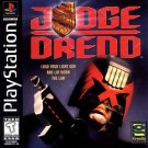 Judge Dredd PS1 Great Condition Complete Fast Shipping