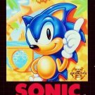 Sonic The Hedgehog Sega Genesis Great Condition Fast Shipping