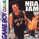 NBA Jam 99 Gameboy Color Great Condition Fast Shipping