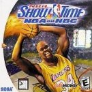 NBA Showtime NBA On NBC Dreamcast Great Condition Complete