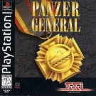 Panzer General PS1 Great Condition Fast Shipping