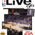 NBA Live '96 Sega Genesis Great Condition Fast Shipping