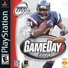 NFL GameDay 2004 PS1 Great Condition Complete