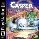 Casper Friends Around the World PS1 Complete