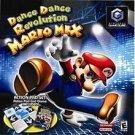 Dance Dance Revolution Mario Mix Gamecube Brand New