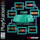 Arcade's Greatest Hits The Midway Collection 2 PS1 Great Condition Fast Shipping