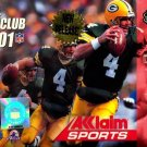 NFL QB Club 2001 N64 Great Condition Fast Shipping