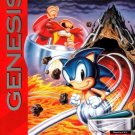 Sonic Spinball Sega Genesis Great Condition Fast Shipping