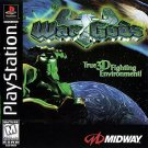 War Gods PS1 Great Condition Fast Shipping