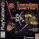 Nanotek Warrior PS1 Great Condition Fast Shipping