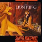 Lion King SNES Great Condition Fast Shipping