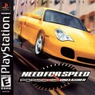Need For Speed Porsche Unleashed PS1 Great Condition Complete Fast Shipping