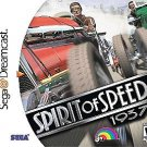 Spirit of Speed 1937 Dreamcast Great Condition