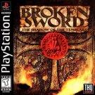 Broken Sword The Shadow Of The Templars PS1 Great Condition Complete