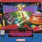 Galactic Pinball Virtual Boy Fast Shipping