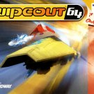 Wipeout 64 N64 Great Condition Fast Shipping