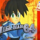 Mega Man 64 N64 Great Condition Fast Shipping