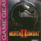 Mortal Kombat 2 Game Gear Great Condition Fast Shipping