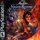 Aladdin In Nasira's Revenge PS1 Great Condition Fast Shipping