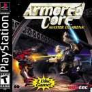 Armored Core Master Of Arena PS1 Complete Fast Shipping
