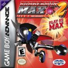 Bomberman Max 2 Red Advance GBA Fast Shipping