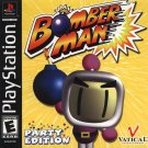 Bomberman Party Edition PS1 Great Condition Complete Fast Shipping